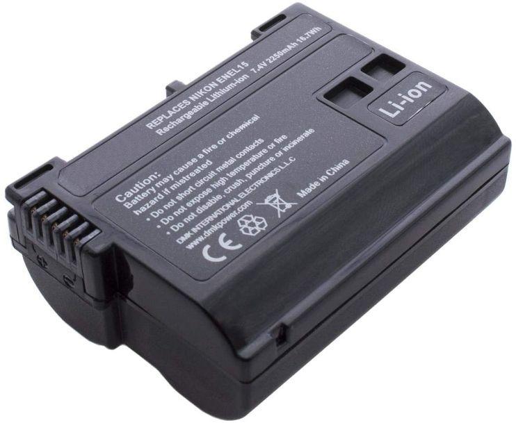 Baterie Nikon EN-EL15 2250mAh
