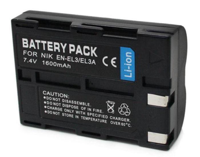 Baterie Nikon EN-EL3a 1600mAh