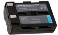 Baterie NP-400 pro Konica Minolta fotoaparáty 1600mAh Li-Ion 7.4V nahrazuje ORIGINÁL