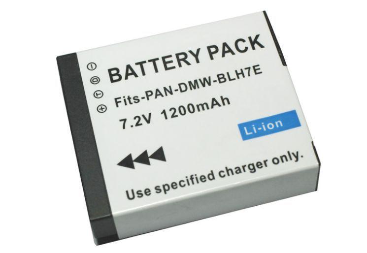 Baterie Panasonic DMW-BLH7 1200mAh