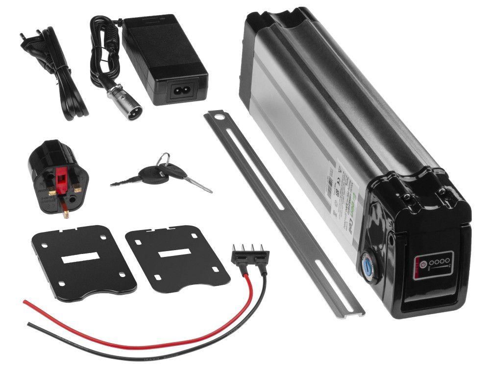 Baterie pro elektrokolo 24V 8.8Ah Li-Ion Silverfish