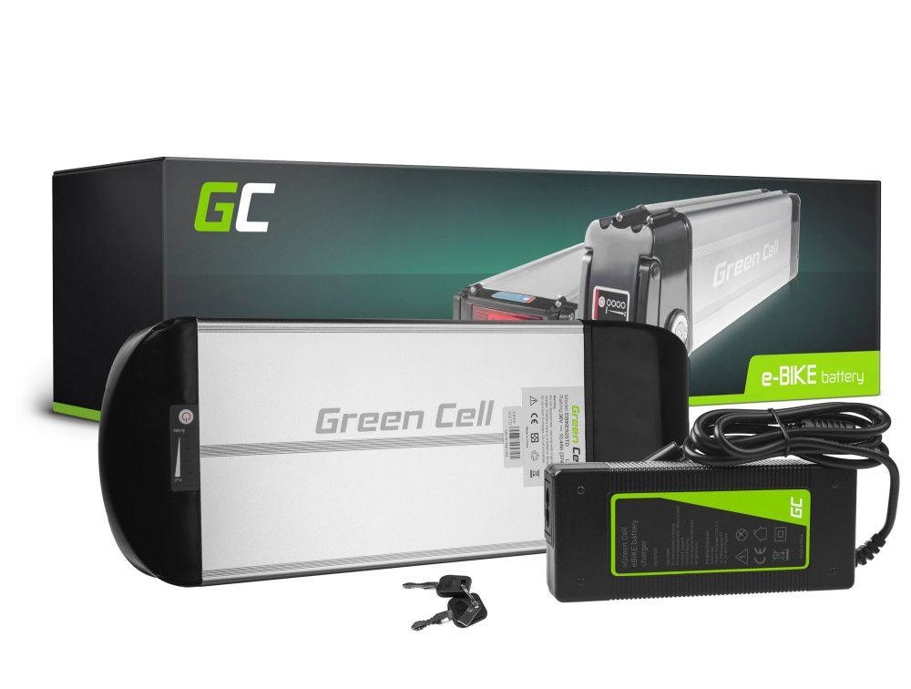 Baterie pro elektrokolo na zadní nosič 36V 10Ah Li-Ion GC
