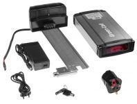Baterie na zadní nosič 36V 8.8Ah 317Wh pro elektrokolo Pedelec