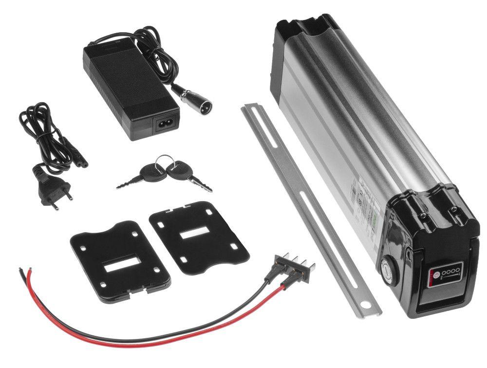 Baterie SilverFish pro elektrokolo 48V 11.6Ah 556.8Wh Pedelec