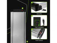 Baterie pro elektrokola, E-kola, E-Bike 24V 8,8 Ah 211Wh Pedelec, vhodná na zadní nosič GC - Poland