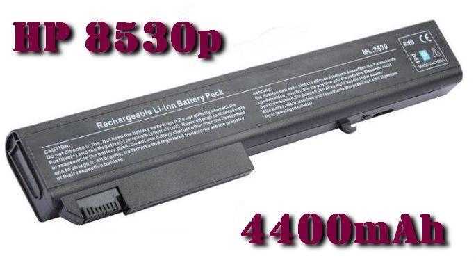 Baterie HP EliteBook 8530p, 8730p, 8730w, HP ProBook 6545b 4400mAh nahrazuje ORIGINÁL