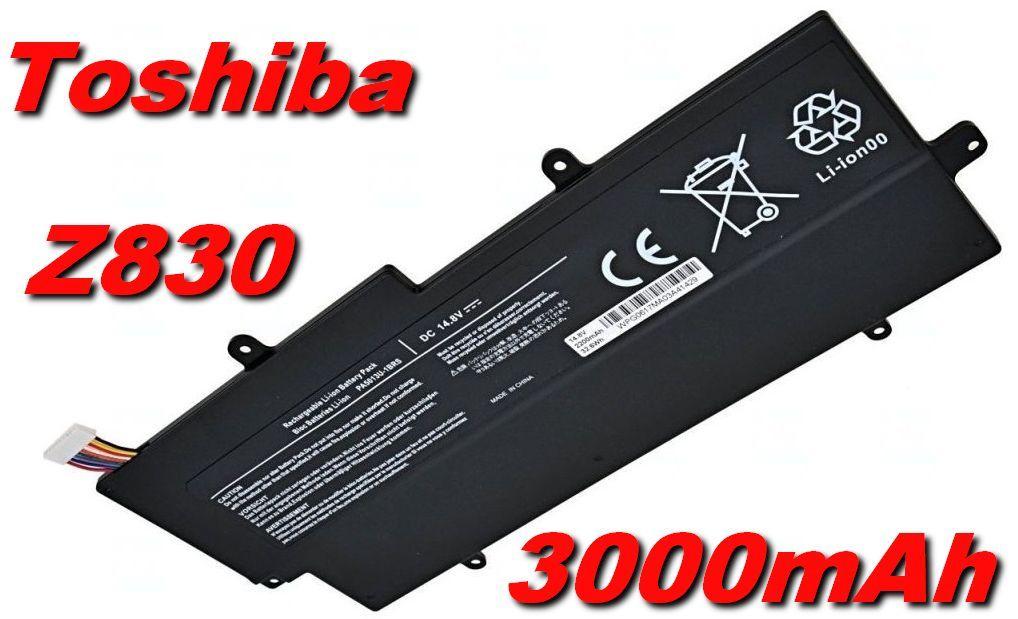 Baterie pro Toshiba Portege Z830, Z930 3000mAh