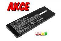 Baterie SONY Vaio VGP-BPL24, VGP-BPS24 4400mAh nahrazuje ORIGINÁL