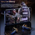 Dotyková bluetooth 5.0 sluchátka Lenovo QT81 TWS s redukcí šumu CVC8.0, nabíjecím boxem a digitálním displejem