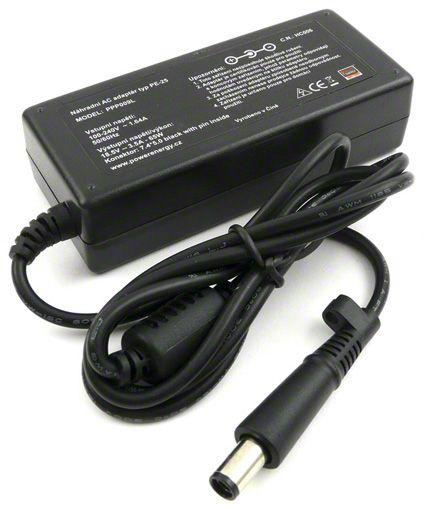 AC adaptér pro HP, Compaq 18.5V 3,5A - 7,4x5,0mm Power Energy Battery