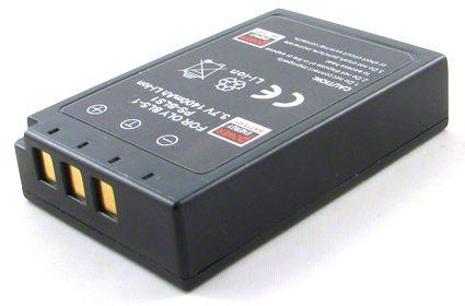 Baterie Olympus BLS-1, PS-BLS1 - 1400 mAh Power Energy Battery