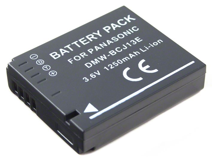 Baterie Panasonic DMW-BCJ13 - 1250 mAh Power Energy Battery