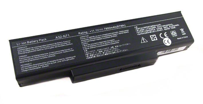 Baterie A32-K72 pro Asus A72, K72, K73, N71, N72, N73, X77
