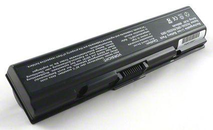 Baterie pro Toshiba Satellite A200, A300, A500, L500, M200 - 6600 mAh