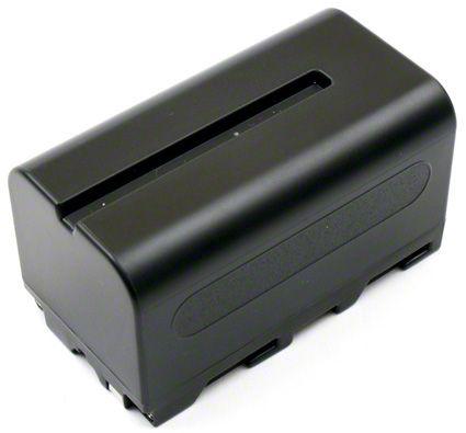 Baterie Sony NP-F330, NP-F530, NP-F550, NP-F730H, NP-F570, NP-F750, NP-F770, NP-F960 - 4400 mAh Power Energy Battery