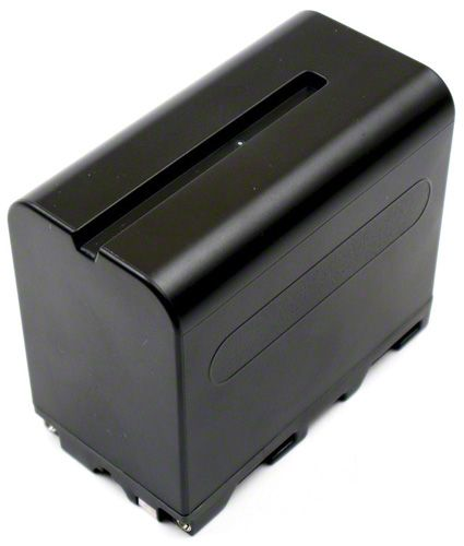 Baterie Sony NP-F330, NP-F530, NP-F550, NP-F730H, NP-F570, NP-F750, NP-F770, NP-F930, NP-F960 - 6600 mAh Power Energy Battery
