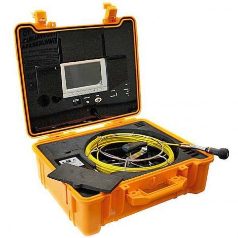 CEL-TEC inspekční kamera PipeCam 30 profi