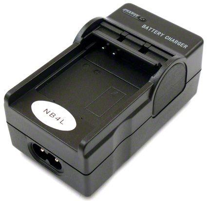 Power Energy Battery nabíječka DCCH 001 S pro NB-4L, NB-8L
