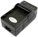 Nabíječka baterií DCCH 001 S pro NIKON EN-EL3, EN-EL3e, EN-EL3a