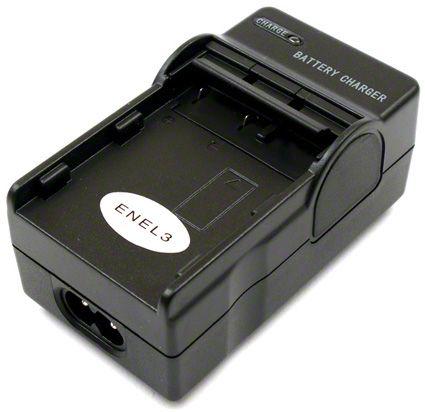 Power Energy Battery nabíječka DCCH 001 S pro EN-EL3, EN-EL3e
