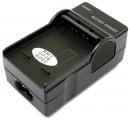 Nabíječka baterií DCCH 001 S pro PANASONIC CGR-S002, DMW-BM7
