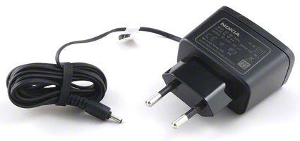 Originální nabíječka AC-3E pro Nokia 3250, 6101, 6103, 6111, 6125 - 2,0 mm