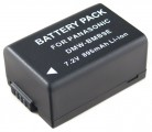 Baterie Panasonic DMW-BMB9E - 895 mAh Power Energy Battery