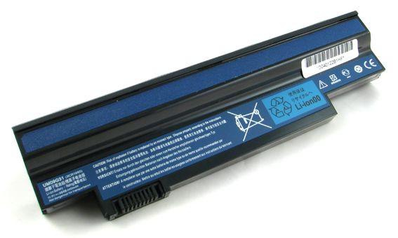 Baterie UM09H73, UM09H70, UM09G51 pro Acer Aspire One 533 532H 533H, eMachines EM350 4400mAh