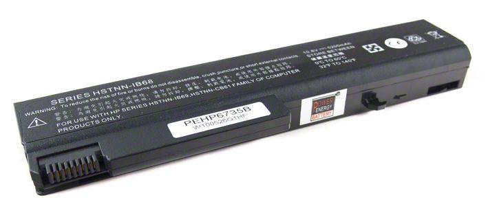 Baterie HSTNN-CB69, HSTNN-UB69, HSTNN-IB69 pro HP Compaq Business 6530b, 6535b, 6730b, 6930b 5200mAh