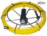 Prodlužovací kabel pro PipeCam Profi - délka 40 metrů