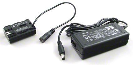 Neoriginální adaptér pro Canon ACK-E2 Power Energy Battery