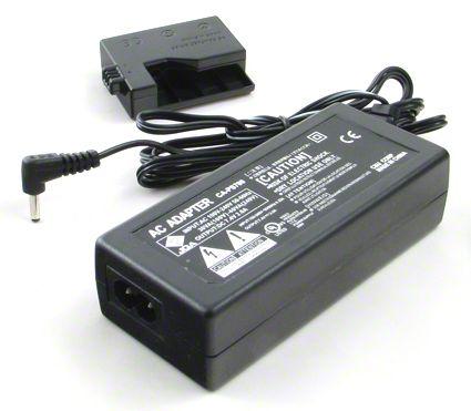 Neoriginální adaptér pro Canon ACK-E5 Power Energy Battery