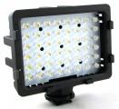 Přídavné LED světlo CN-48H k fotoaparátu, nebo videokameře