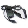 2 v 1 nabíječka baterie OLYMPUS LI-80B, MINOLTA NP-900, Acer CS-5530, Benq DC E53, Benq DC E720