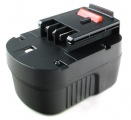 Baterie pro Black and Decker 12V - 3300 mAh B