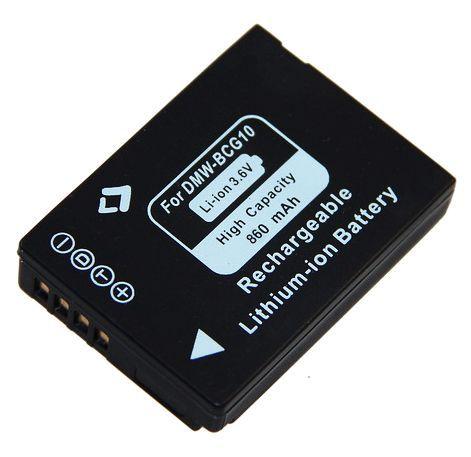 Baterie pro Panasonic DMW-BCG10