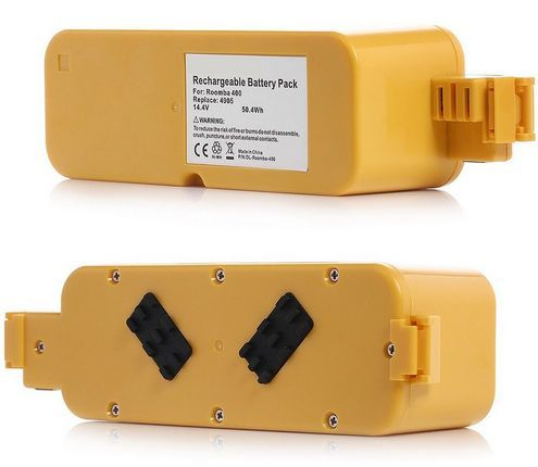 Baterie iRobot Roomba 400, 405, 410, 415, 416, 418, 4000, 4100, 4105 3300mAh
