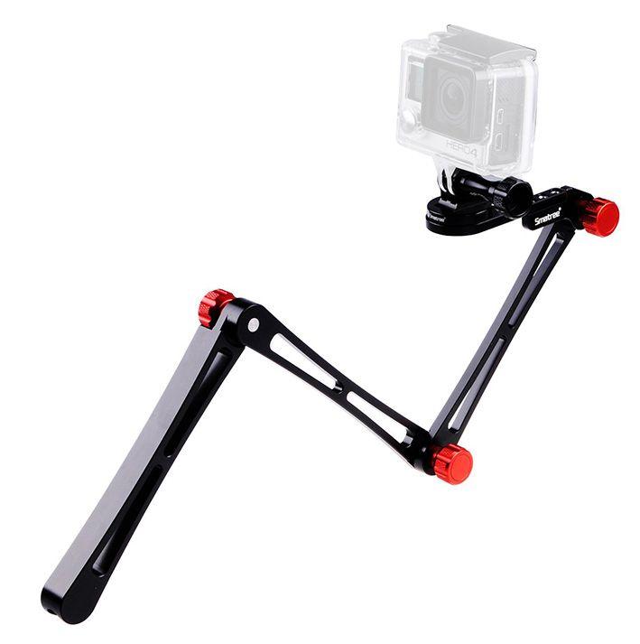 Všestranný držák Smatree Smapole X1 - skládací držák pro kamery GoPro