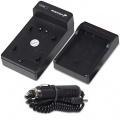 2 v 1 nabiječka baterie EN-EL9 pro fotoaparát Nikon D3000, Nikon D40, Nikon D5000, Nikon D60
