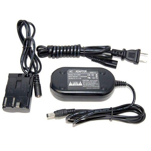 ACK-E2 kompatibilní adaptér ( zdroj ) pro fotoaparáty Canon