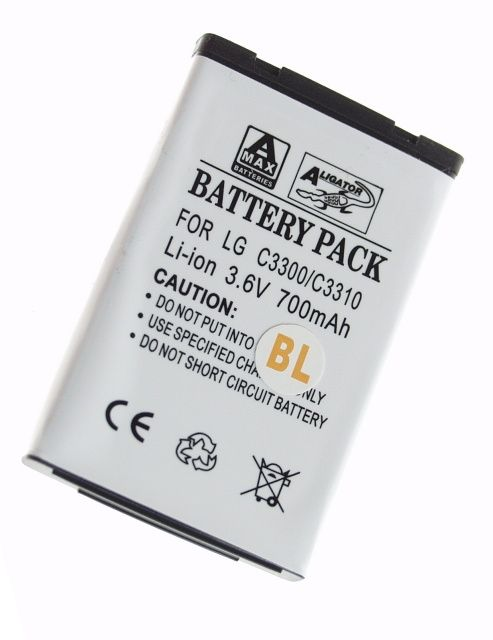 Baterie LG C3300, C3310, C3320 700mAh Li-Ion