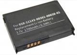 Baterie pro Garmin Nuvi 500, 550 - 1700 mAh, Li-Ion