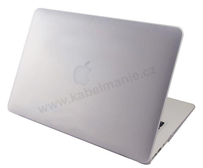 """eSTUFF průhledný obal na MacBook Air 11"""" - transparentní"""