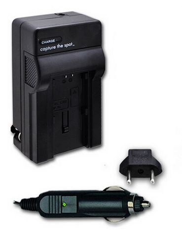 Nabíječka baterie NB-10L pro fotoaparát Canon PowerShot SX40 HS, Canon PowerShot G1 X BN_PT1634IX