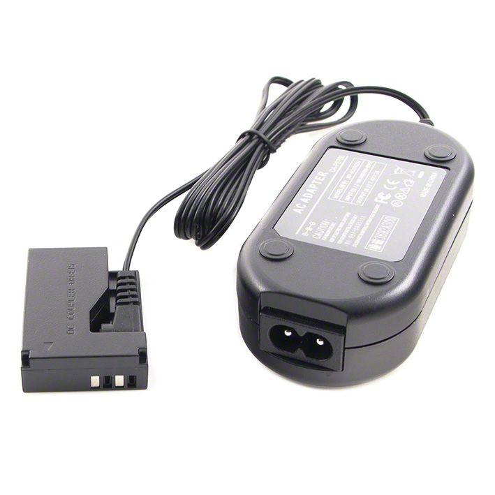 Adaptér Canon ACK-E15 nahrazuje originál Power Energy Battery