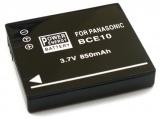 Baterie Panasonic CGA-S008E, CGA-S008, CGA-S008A, CGR-S008, CGA-S008A/1B, DMW-BCE10, VW-VBJ10, DMW-BCE10PP - 850 mAh TopTechnology
