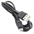 USB 2.0 kabel A-microUSB (M) - 1m OEM