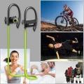 Bezdrátová bluetooth sluchátka HAWEEL HWL802 SPORT černá TopTechnology