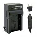 2 v 1 nabíječka baterie BP-709, BP-718, BP-727 pro kameru CANON