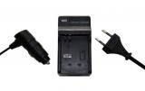 2 v 1 nabíječka baterie LP-E8 pro fotoaparát CANON